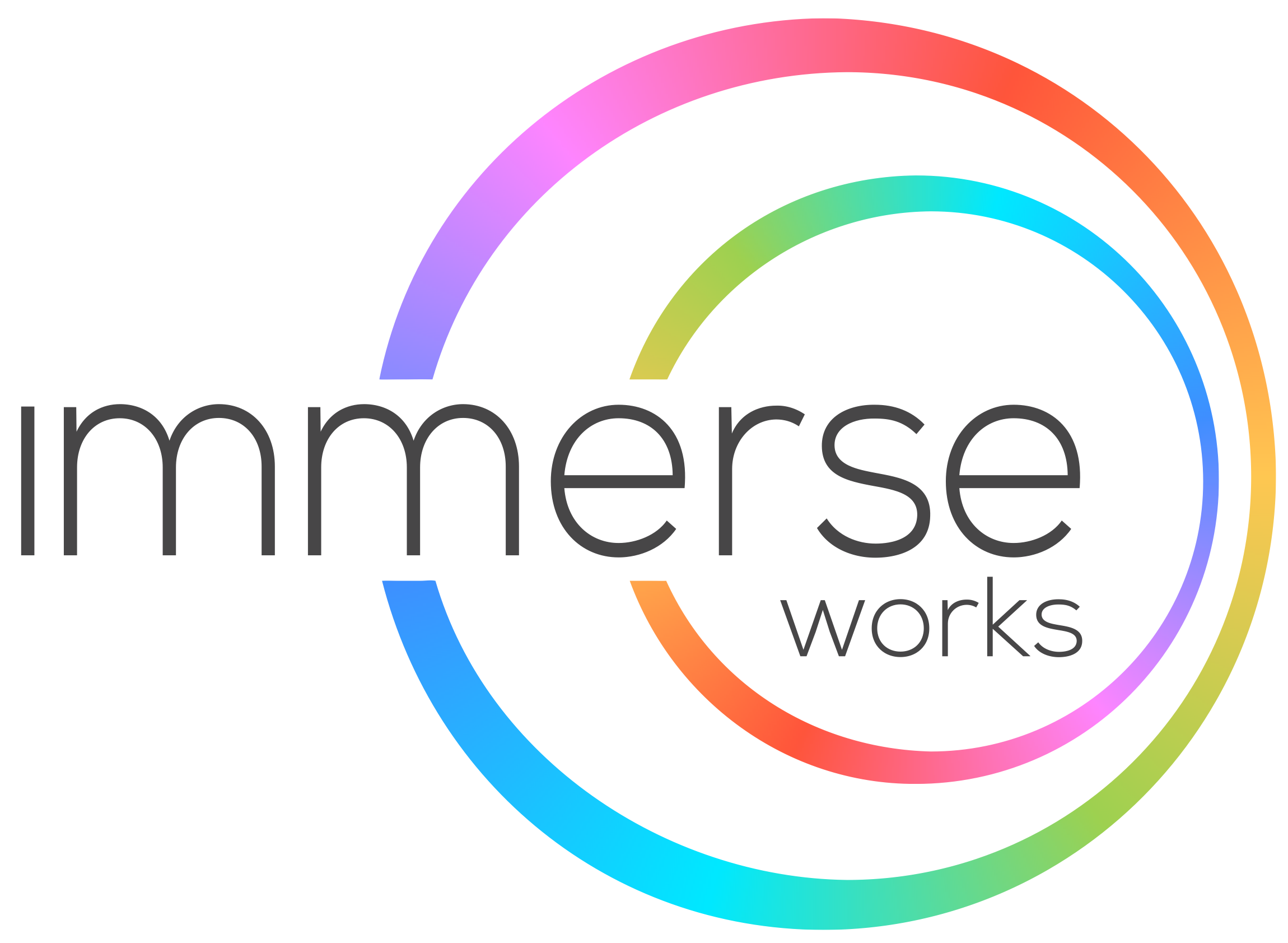 Immerse Works logo